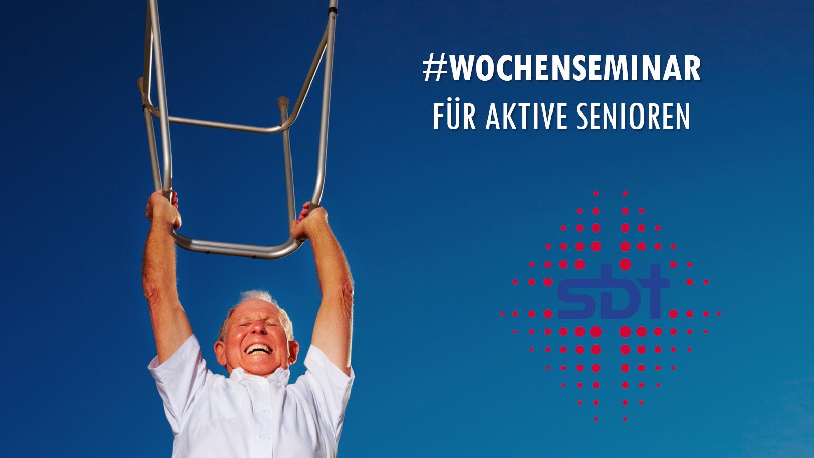 Ferienwoche für aktive Senioren