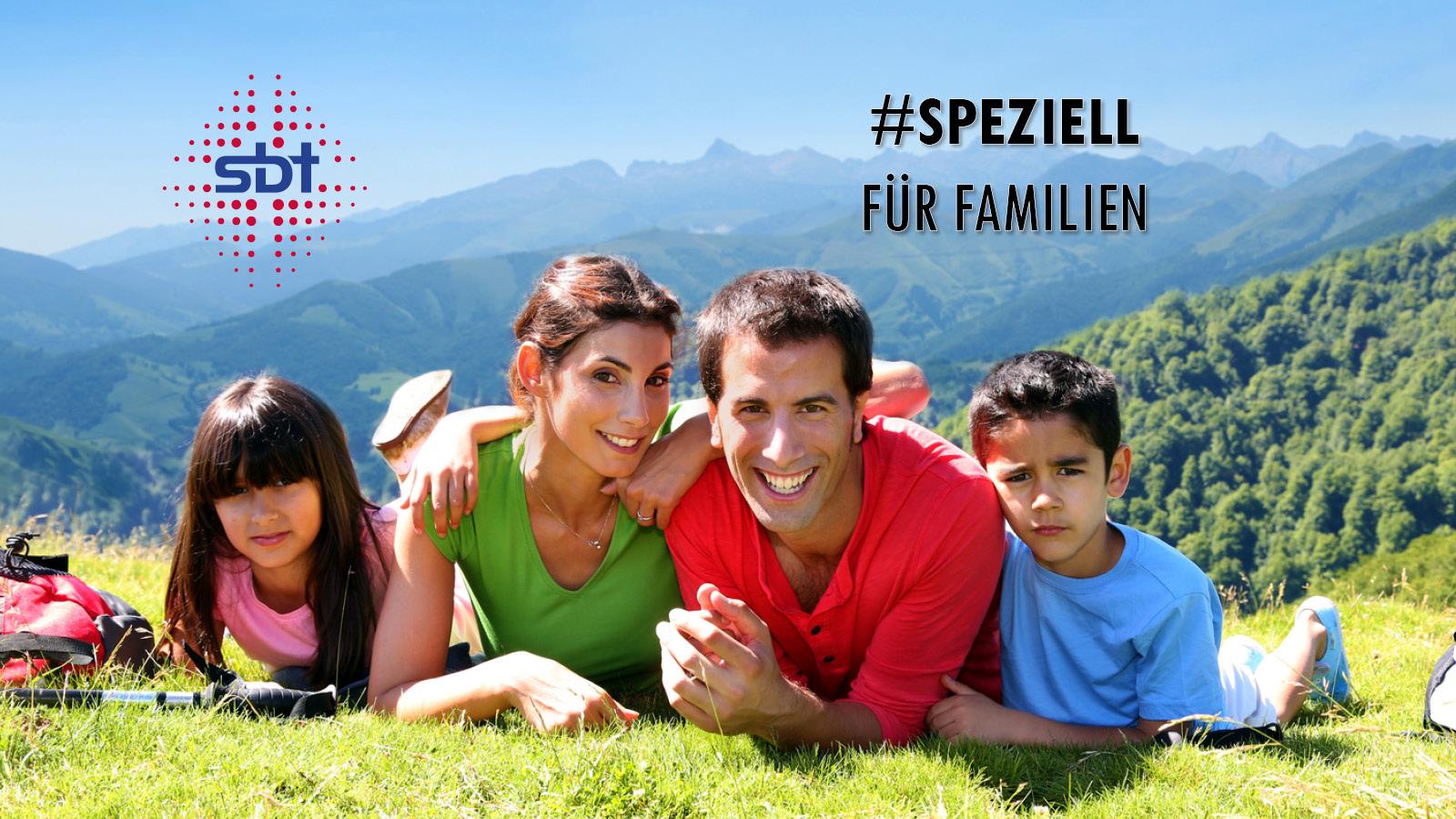 Ihre Familie ist uns wichtig!