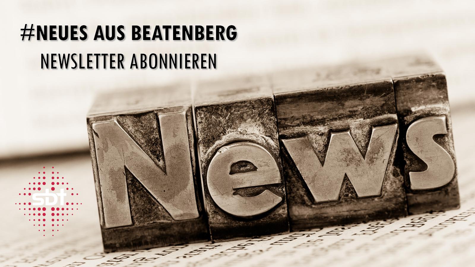 News aus dem sbt