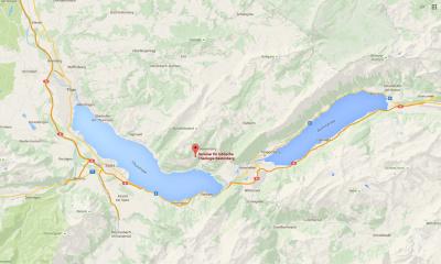 Ausschnitt aus Googlemaps